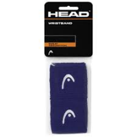Напульсники узкие HEAD WRISTBAND (blue)