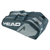 Чехол для теннисных ракеток HEAD CORE 6R COMBI (grey)