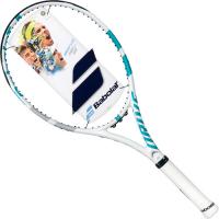 Теннисная ракетка BABOLAT DRIVE G LITE WHITE BLUE