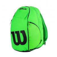 Рюкзак теннисный WILSON VANCOUVER green (WRZ845796)