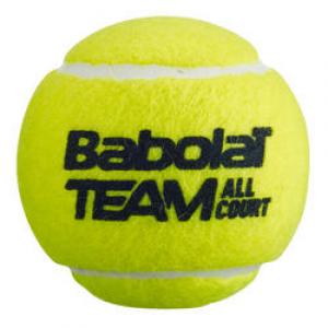 Мячи BABOLAT TEAM ALL COURT (4 мяча)