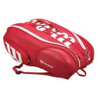 Чехол для теннисных ракеток WILSON VANCOUVER 15 red (WRZ840715)