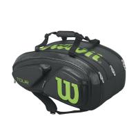 Чехол для теннисных ракеток WILSON TOUR V 15 black-li (WRZ845615)