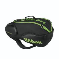 Чехол для теннисных ракеток WILSON VANCOUVER 9 black (WRZ842709)