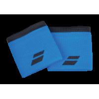 Напульсники узкие BABOLAT LOGO WRISTBAND (blue)