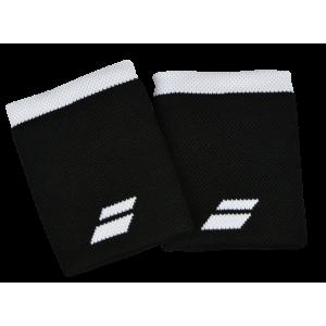 Напульсники широкие BABOLAT LOGO JUMBO WRISTBAND (black)