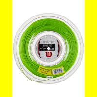 Теннисная струна WILSON SENSATION 16 REEL NEONGREEN (бобина)