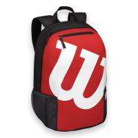 Рюкзак теннисный WILSON MATCH II red (WRZ820695)