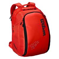 Рюкзак теннисный WILSON FEDERER DNA RED (WRZ830896)