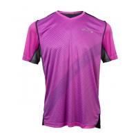 Футболка теннисная для мальчиков BABOLAT T-SHIRT V NECK PERF BOY (2BF17012/250)