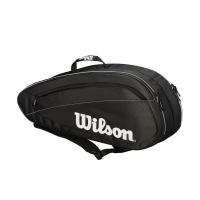 Чехол для теннисных ракеток WILSON FEDERER TEAM x 6 BKWH (WRZ834806)