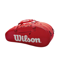 Чехол для теннисных ракеток WILSON SUPERTOUR 2 COMP SMALL RED (WRZ840803)