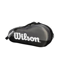 Чехол для теннисных ракеток WILSON TEAM 1 COMP SMALL BKGY (WRZ854903)