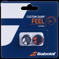 Виброгаситель BABOLAT Custom Damp (black/fluo red)