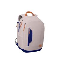 Рюкзак теннисный WILSON ROLAND GARROS PREMIUM (WR8012701001)