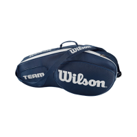 Чехол для теннисных ракеток WILSON TEAM III x 3 BLUE (WRZ850803)