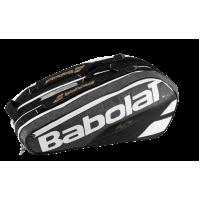 Чехол для теннисных ракеток BABOLAT PURE x 9 (grey)