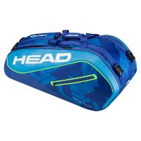 Чехол для теннисных ракеток HEAD TOUR TEAM 9R SUPERCOMBI (2017) BLUE
