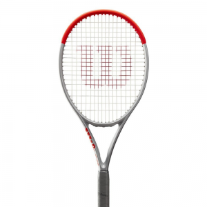 Теннисная ракетка WILSON CLASH 100 SILVER