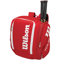 Рюкзак теннисный WILSON TOUR V red XL (WRZ843699)
