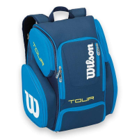 Рюкзак теннисный WILSON TOUR V LARGE blue (WRZ844696)