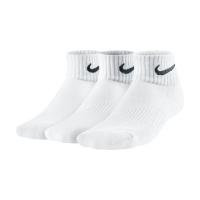 Носки с короткой резинкой NIKE (SX4722-101) р.34-38