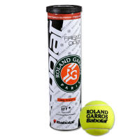 Мячи BABOLAT FRENCH OPEN CLAY COURT (4 мяча)