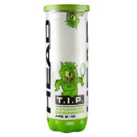 Мячи для тенниса детские Head T.I.P. Green (банка - 3 мяча)