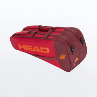 Чехол для теннисных ракеток HEAD CORE 6R COMBI (red 2021)
