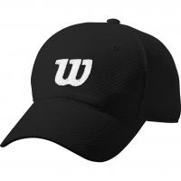 Кепка WILSON SUMMER CAP II BLACK (WRA770803)