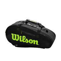 Чехол для теннисных ракеток WILSON SUPERTOUR 2 COMP LARGE (WR8004201001)