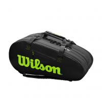 Чехол для теннисных ракеток WILSON SUPERTOUR 3 COMP (WR8004101001)