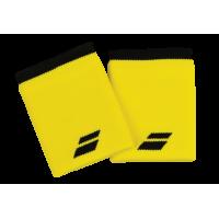 Напульсники широкие BABOLAT JUMBO WRISTBAND (yellow)