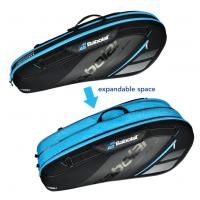 Чехол для теннисных ракеток BABOLAT EXPANDABLE TEAM LINE BLUE