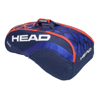 Чехол для теннисных ракеток HEAD RADICAL 9R SUPERCOMBI (2018)