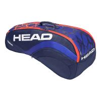 Чехол для теннисных ракеток HEAD RADICAL 6R COMBI (2018)