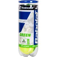 Мячи детские BABOLAT GREEN (3 мяча)