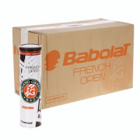 Коробка мячей BABOLAT FRENCH OPEN CLAY COURT