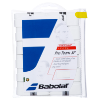 Овергрип BABOLAT PRO TEAM SP (штучно, белый)
