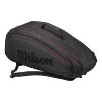 Чехол для теннисных ракеток WILSON FEDERER TEAM x 6 BKRD (WRZ833706)